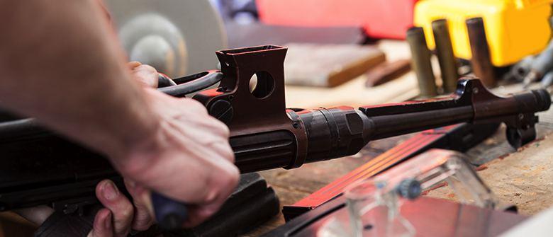 Spring Guns & Ammo | Guns - Ammo - Ranges - Trainings - LTC