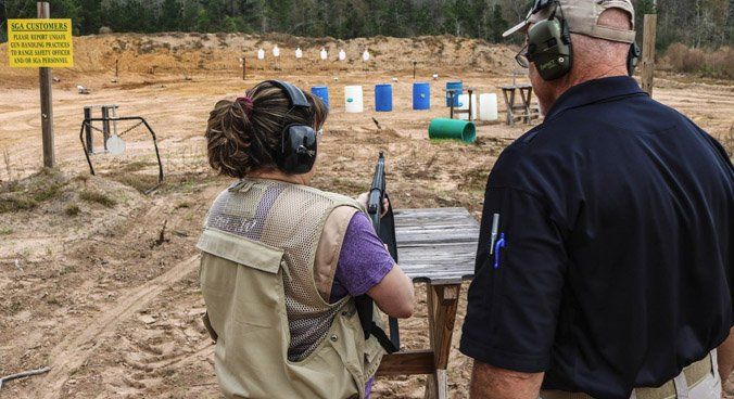 Self Defense & Tactical Training - Spring Guns & Ammo