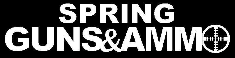 Spring Guns & Ammo Logo