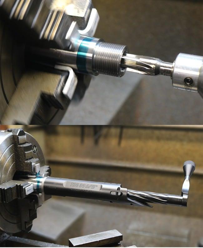 Gunsmith Barreling Pic