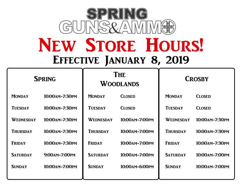 New Store Hours Jan 2019 (1)