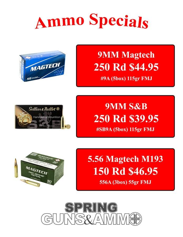 Magtech Ammo Sale Feb 2019-min