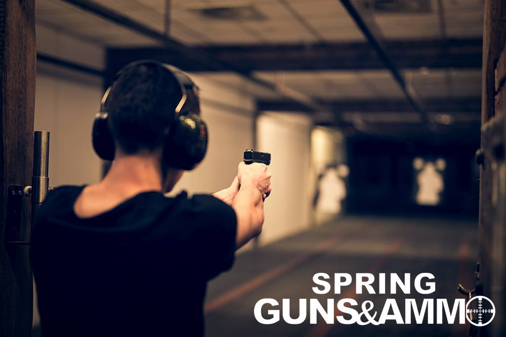 Hempstead License to Carry Courses - Spring Guns & Ammo