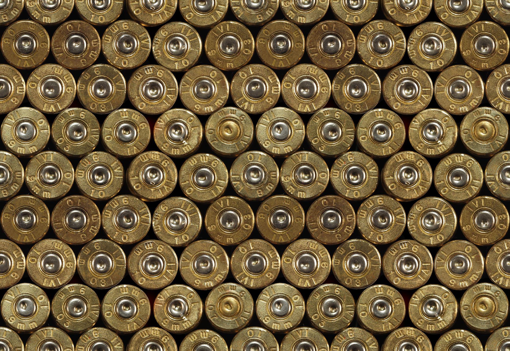 Bulk Sale of Gun Ammo