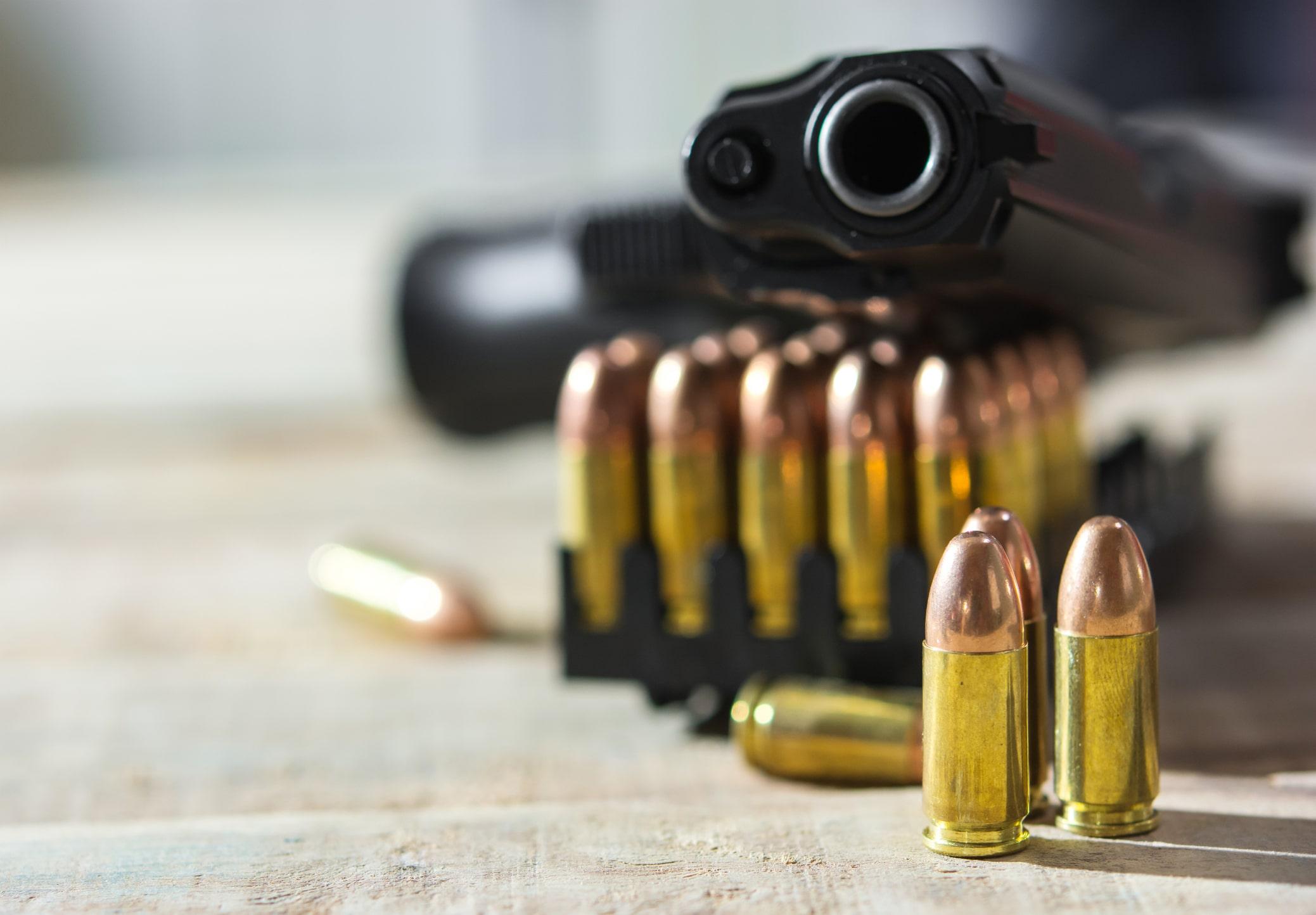 ammo provider near New Caney, Texas