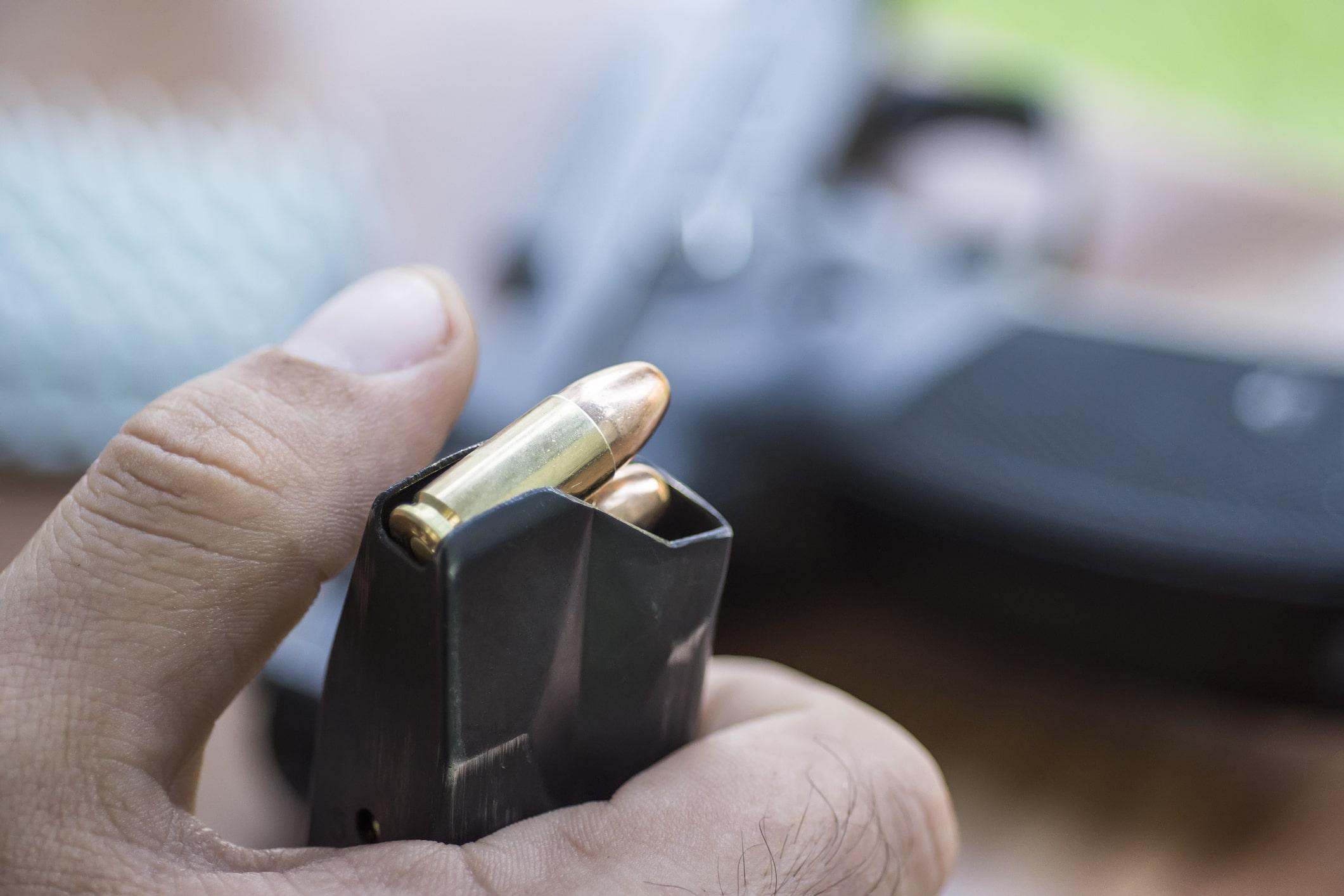 New Caney, Texas Ammo for Handguns