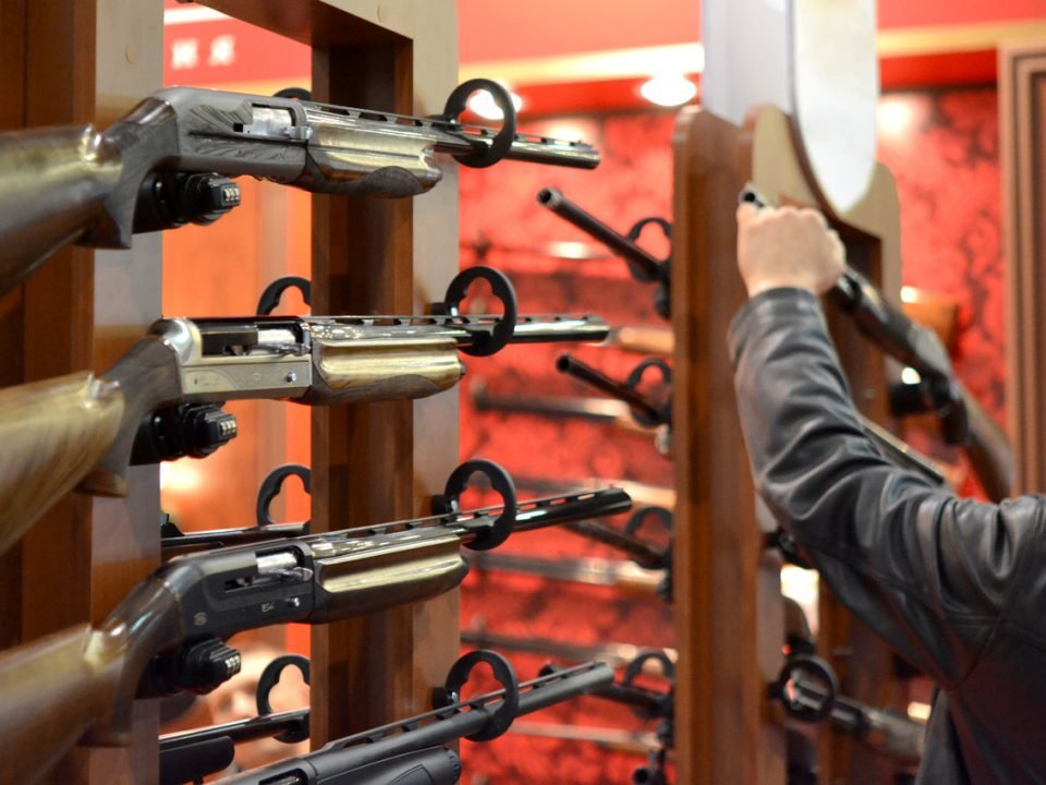 The 5 Best Guns for Home Defense