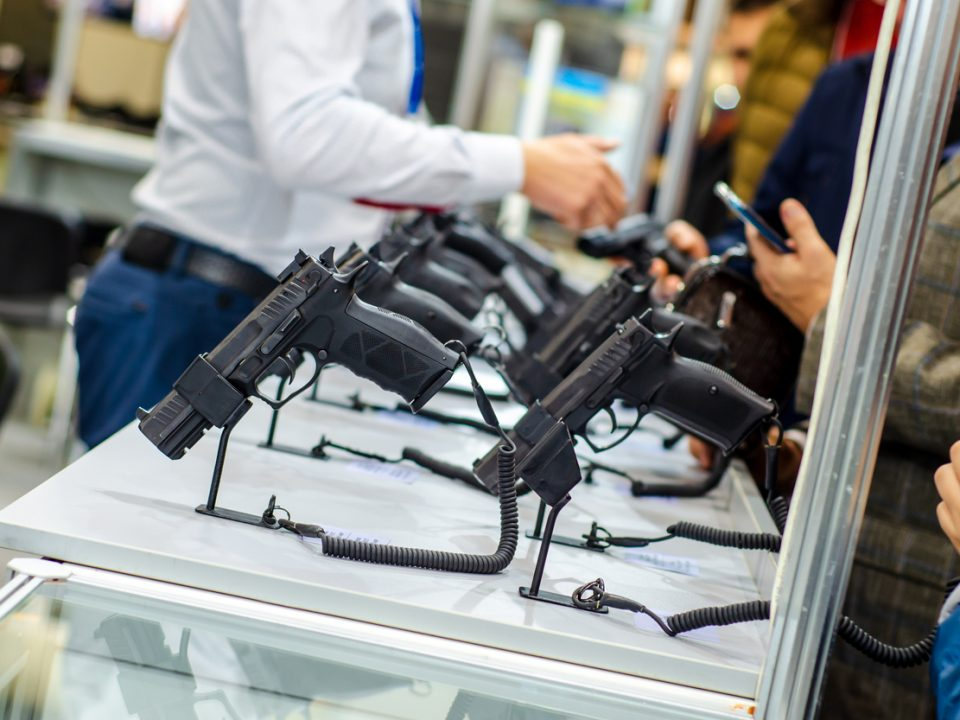 4 Steps to Buying a Handgun in Texas