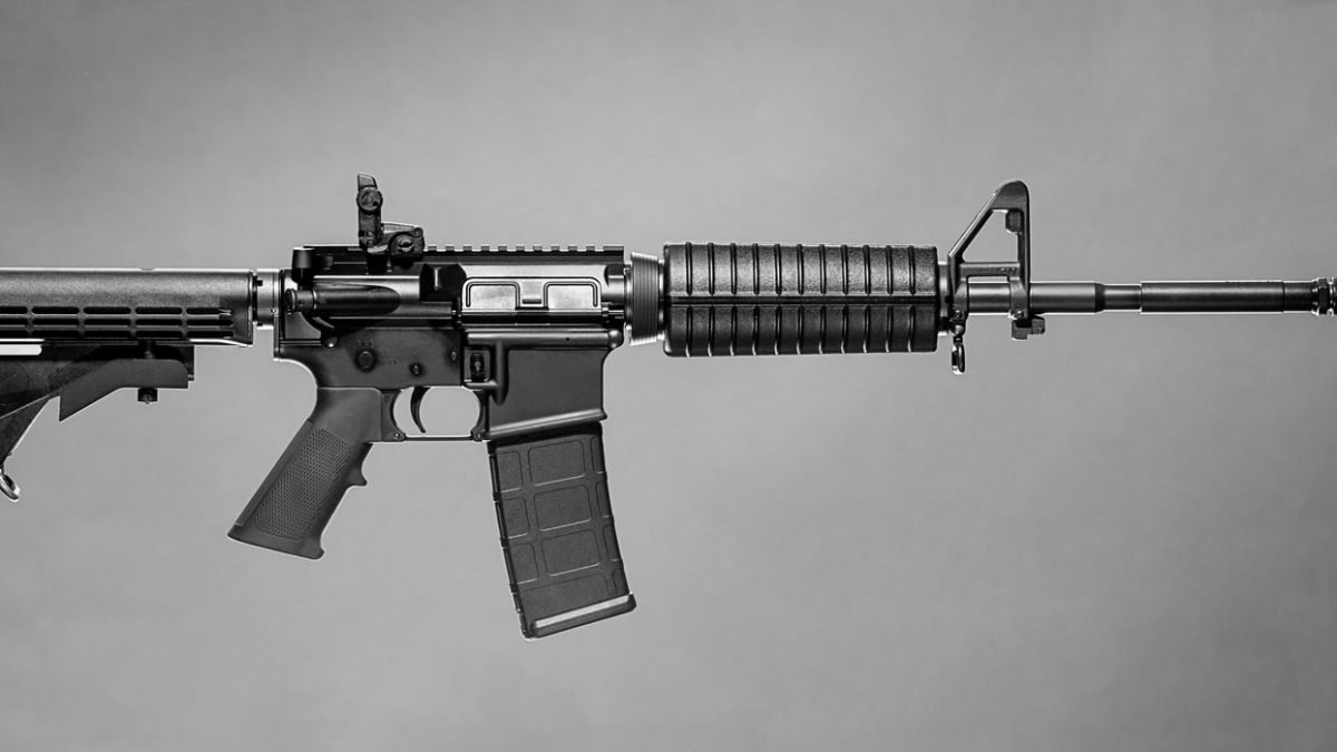 Is The AR-15 The Best Home Defense Weapon?