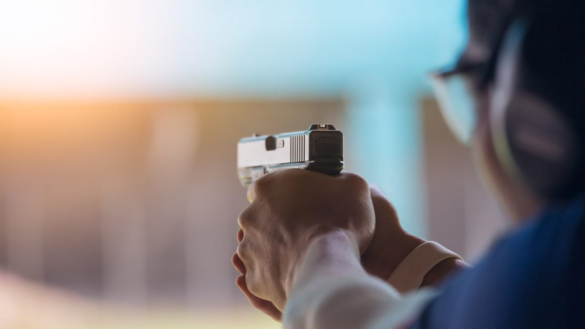 Accurate Pistol Shooting For the Novice