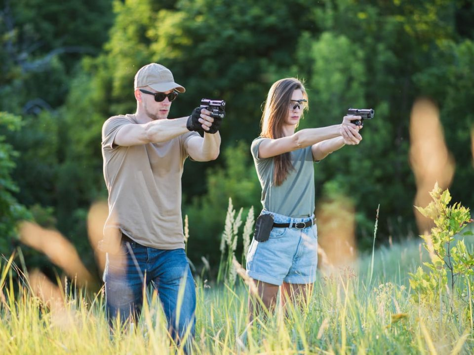 Why You Need His and Hers Matching Handguns