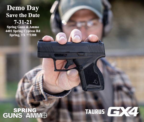Taurus Demo Day 2021 GX4 v2.0