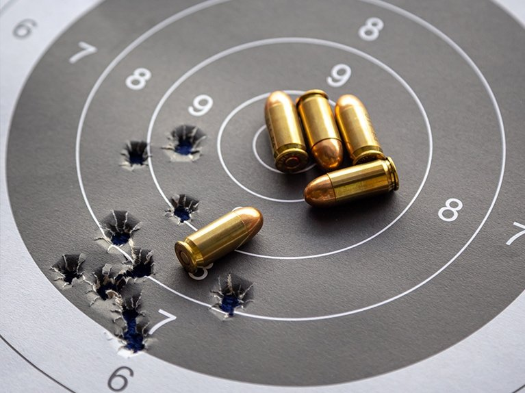 Spring Guns & Ammo Indoor Shooting Range for Private Events