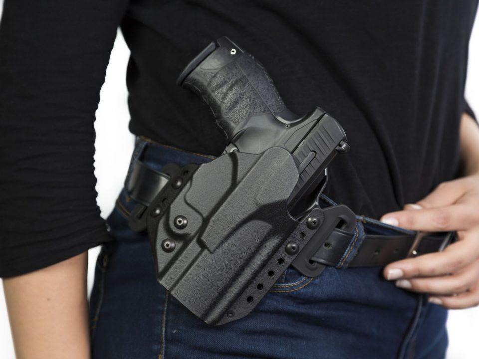5 Best Gun Holster Styles for Women